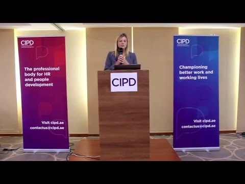 CIPD - UAE employment Law Update with Clyde & Co