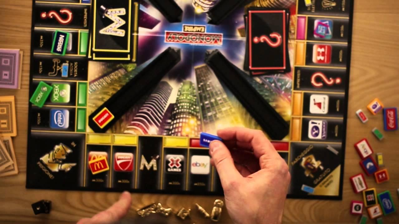 Monopoly empire regole e caratteristiche gioco italia for Nuovo arredo monopoli