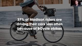 Adult Ed May 23, 2021: Helen Bradley of the Madison BCycle Program