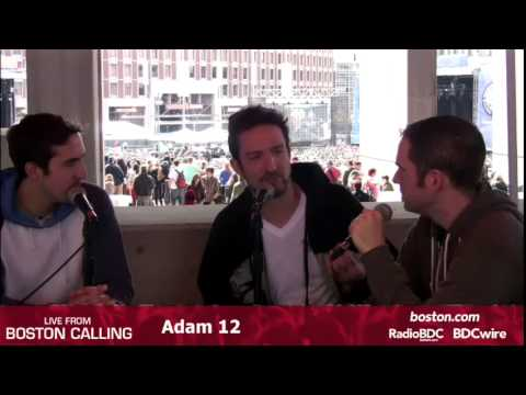 Boston Calling: Frank Turner Exclusive Interview