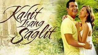 Kahit Isang Saglit - Martin Nievera - Kahit Isang Saglit