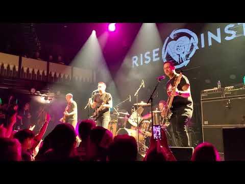 Rise Against Washington's FoCo 11-23-2019
