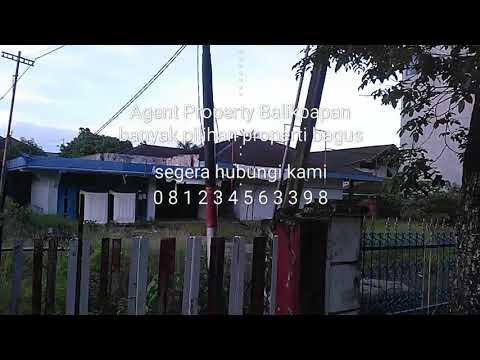 Rumah disewakan Balikpapan 081234563398 di Gedung bekas koran manuntung kaltim post tidak terawat