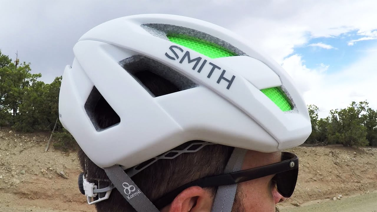cea656afe02 First Impressions: The Smith Route and Rover Helmets - YouTube