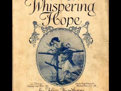 O Kline, Elsie Baker  Whispering Hope 1914