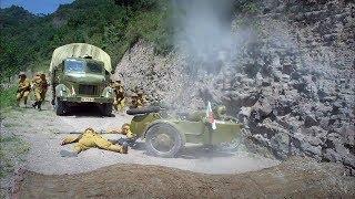 獵人的反擊!日軍自以為得到秘密情報進山圍剿,不料反被獵人突襲傷亡慘重!