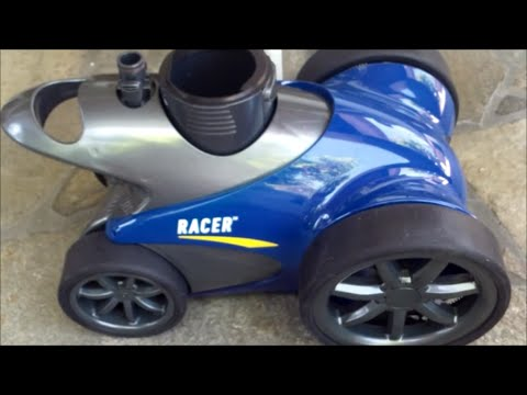 Pentair 360228 Kreepy Krauly Racer Pressure Pool Cleaner Review