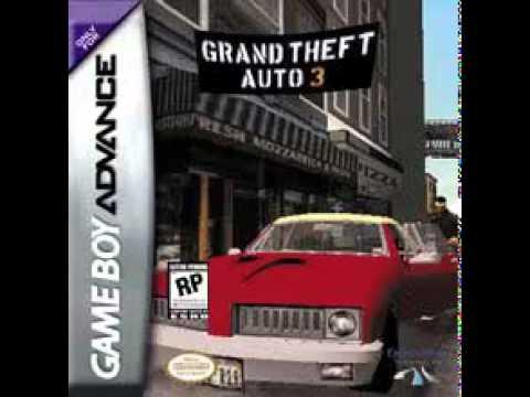 Gta3 Grand Theft Auto 3 Gba Youtube