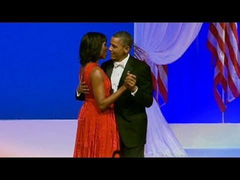 Inaugural Balls and Parties: The Celebs, the Gowns, the Music