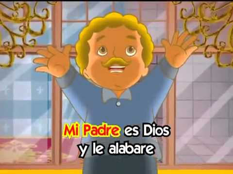 Canto de Moises   Musica Cristiana para Niños Manuel Bonilla