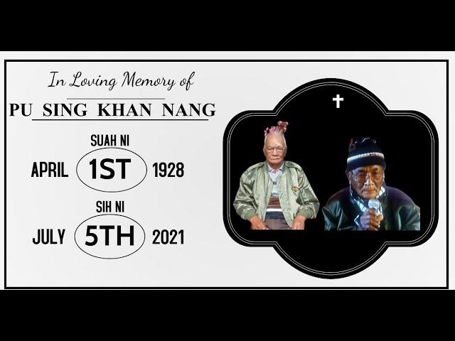 Pu Sing Khan Nang kum(93)Nusiat Innkuanpih Upa Pa Kam Mang te Hehnep Tutpihna