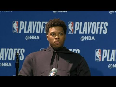 Kyle Lowry Postgame Interview - Game 3 | Raptors vs Magic | 2019 NBA Playoffs