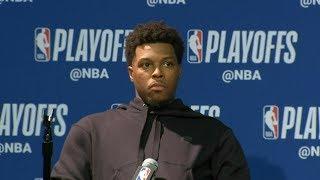 Kyle Lowry Postgame Interview - Game 3 | Raptors vs Magic | 2019 NBA Playoffs