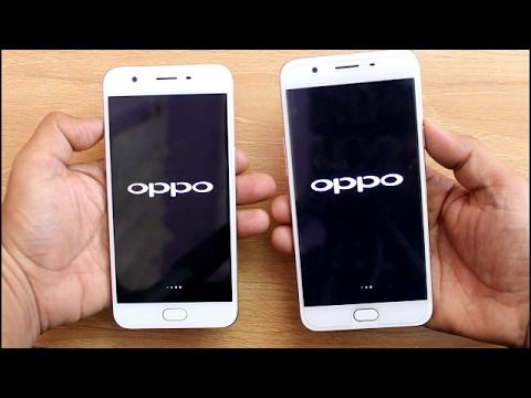 Oppo A57 Vs Oppo F1s SpeedTest Comparison I Hindi  YouTube