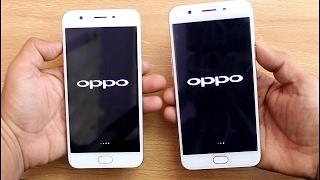 Oppo A57 Vs Oppo F1s SpeedTest Comparison I Hindi