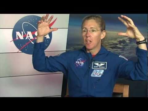 In Their Own Words: Astronaut Sandy Magnus