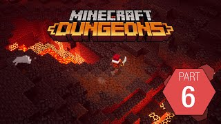 "Minecraft Dungeons: Playthrough Part 6 of 9 ""Fiery Forge"""