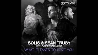 Solis Sean Truby With Audrey Gallagher What It Takes To Love You Extended Mix