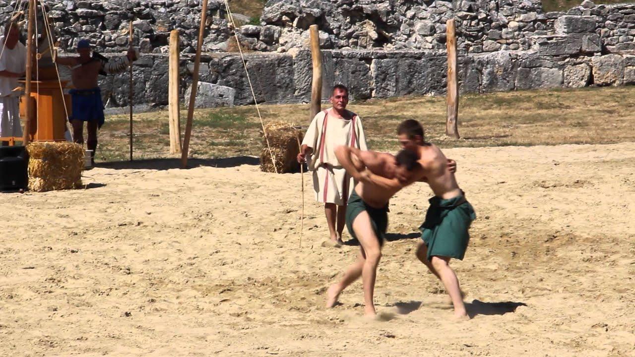 gladiatorenspiele