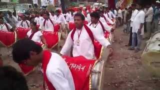 Jagdamb Dhol Tasha Pathak - Ganesh Visarjan Miravnuk Pune 2014