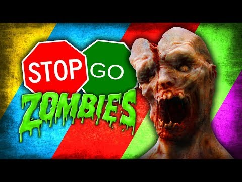 Stop And Go Zombies (Black Ops 3 Zombies)