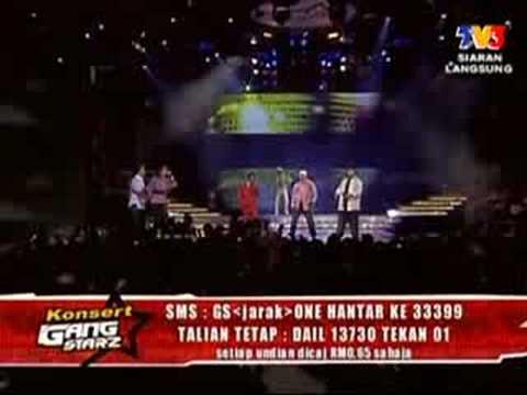Gangstarz Final - One Nation Emcee (2nd round)