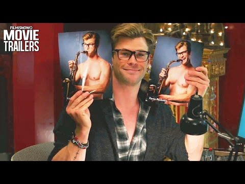 Chris Hemsworth is Kevin in the all new Ghostbusters [HD]