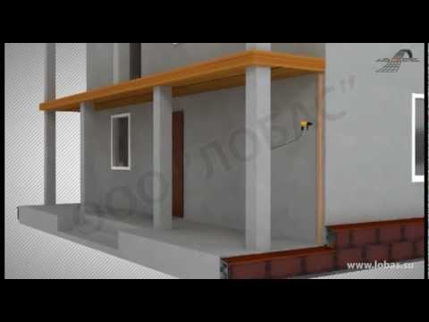 Базальтовый утеплитель для вентилируемых фасадов (под вагонкой или. Интернет магазине в киеве можно купить вентилируемые фасады такие как: