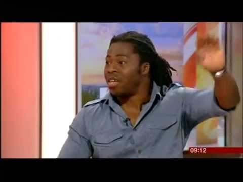 Ade Adepitan reports on Jamaica???
