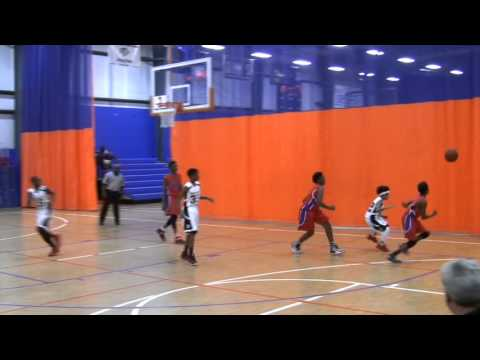 11-28-15 Swish City Magic 13U Turkey Shoot Semi-Finals