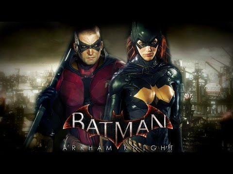 Batman Arkham Knight: Batgirl DLC Details