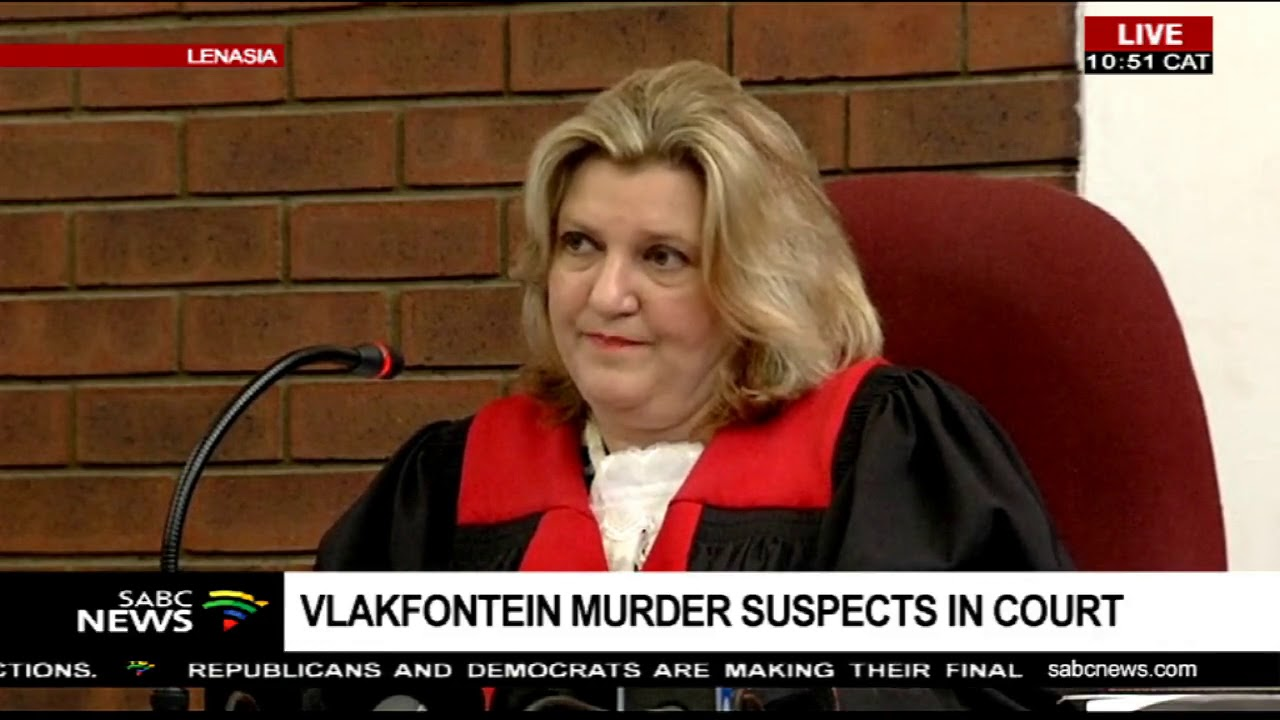 Vlakfontein murder case | Accused One abandons bail application