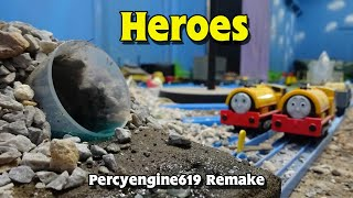 Tomy Heroes (GC)