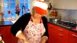 No Suet Christmas pudding, from Rosies Kitchen