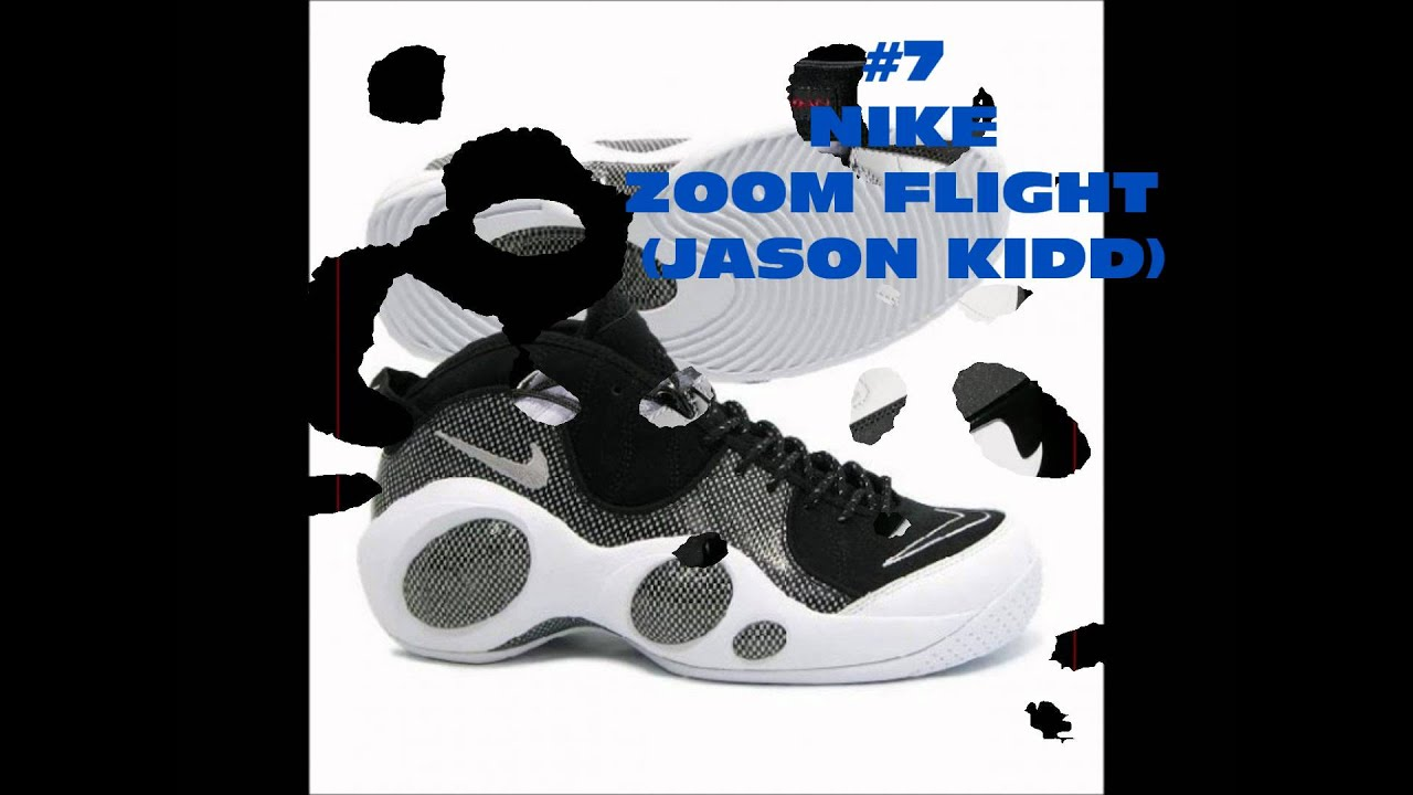 TOP 10 Basketball shoes of all time - YouTube 7ffedeb7f