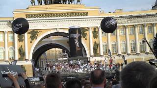 FMX RIDERS Adrenaline RUSH - Saint Petersburg 04.07.2015 mp3