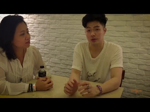 Music News Asia Interviews Malaysian artist NYK || Easy Busy TV