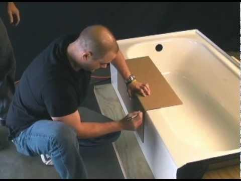 Ameriglide Walk In Tub Installation Video Youtube
