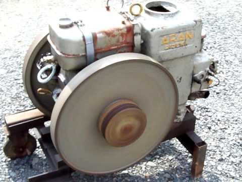 Diesel motor Aran Rijeka