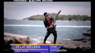 Andra Respati & Elsa Pitaloka - Selat Malaka [Slow Rock 2016]