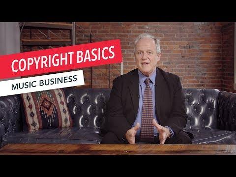 Copyright for Musicians: Copyright Basics | Part 1/6 | Q&A | Music Business | E. Michael Harrington