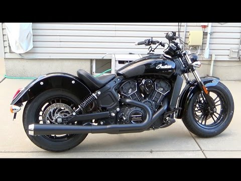 indian scout sixty exhaust sound