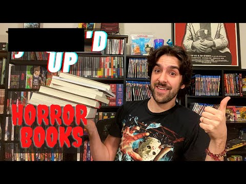 Getting Started with Messed Up Horror Fiction: 5 Horror Novels to Make You Squirm