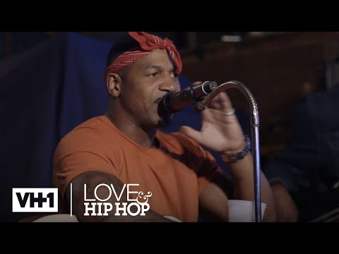 Stevie J Performs His New Faith Evans Inspired Song | Leave It To Stevie