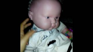 Upset Berenger baby