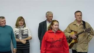 Клуб «Поющая поляна» Песня «Новичок»