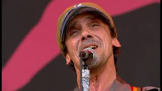 Manu Chao - Live at Glastonbury 2008 - Pyramid Stage