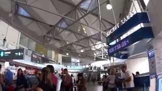Budpest airport