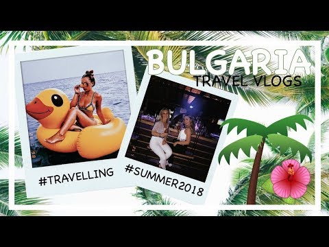 BULGARIA ☀️🌴 TRAVEL VLOG #3