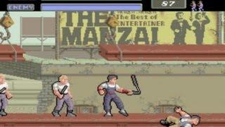 Vigilante arcade gameplay playthrough Longplay